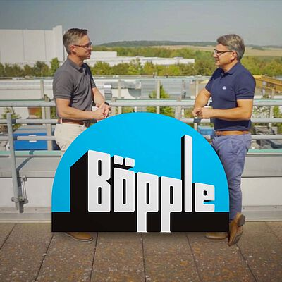 Karriere bei Böpple